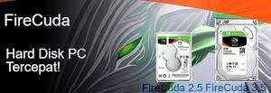 4 Alasan Mengapa PC / Notebook Saatnya Beralih Menggunakan Flash Accelerated Drive Seagate Firecuda