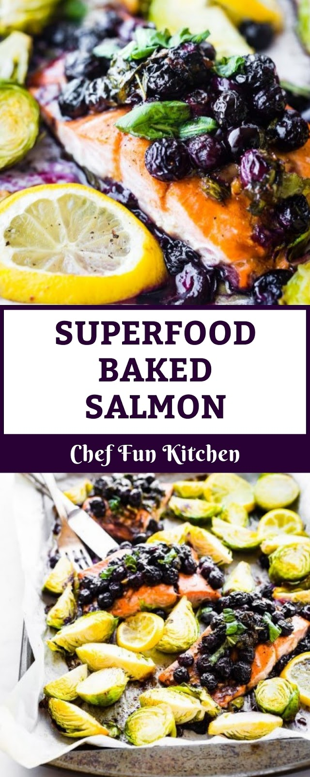 SUPERFOOD BAKED SALMON