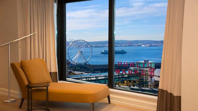 Inn At The Market Hotel Seattle