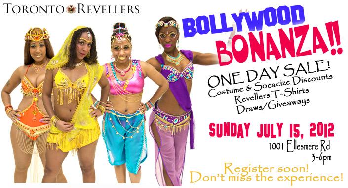 De Cocoa Pañyol Blogspot: Toronto Revellers Bollywood