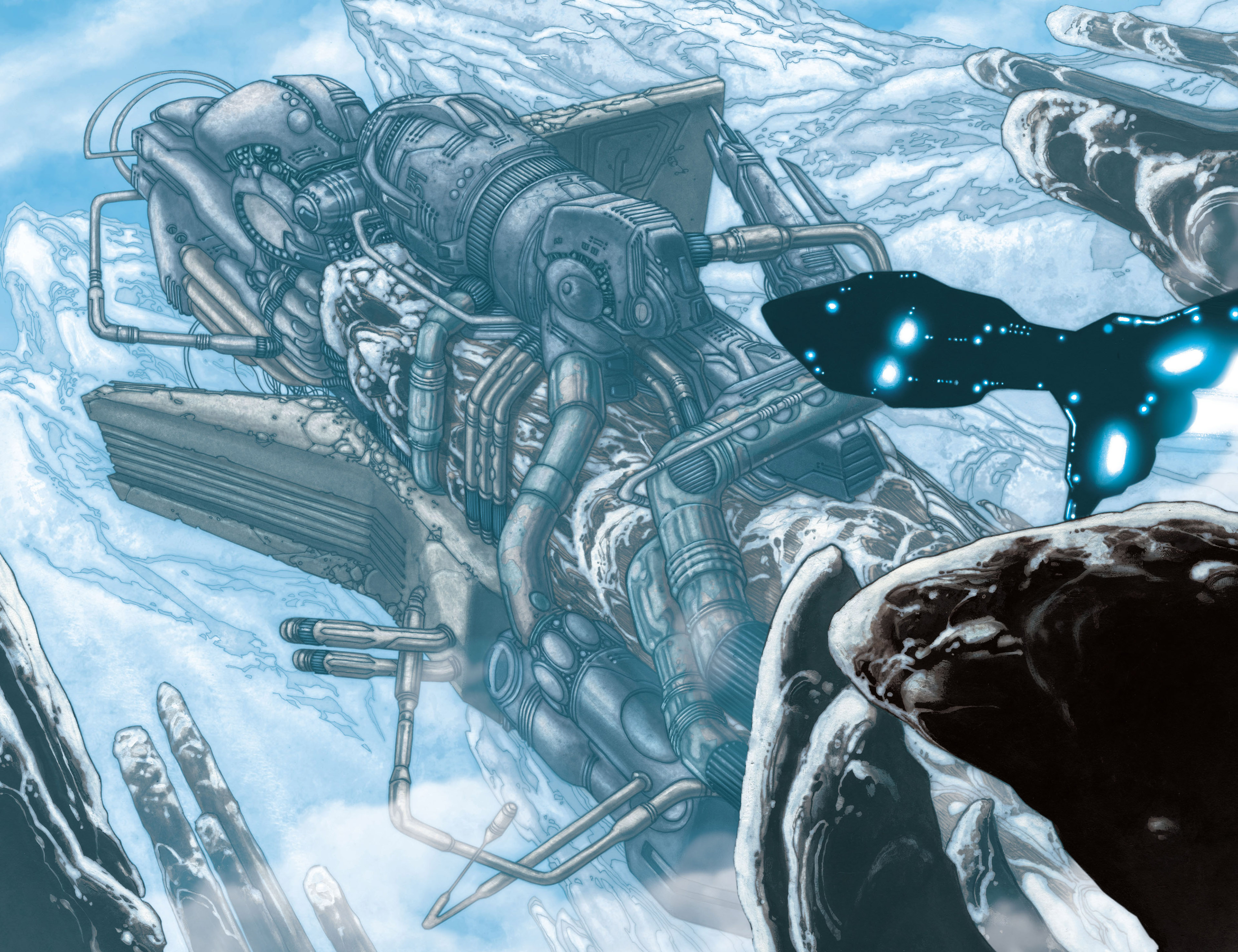 Read online Astonishing X-Men (2004) comic -  Issue #29 - 18