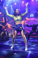 Sunny Leone Dancing on stage At Rogue Movie Audio Music Launch ~  163.JPG