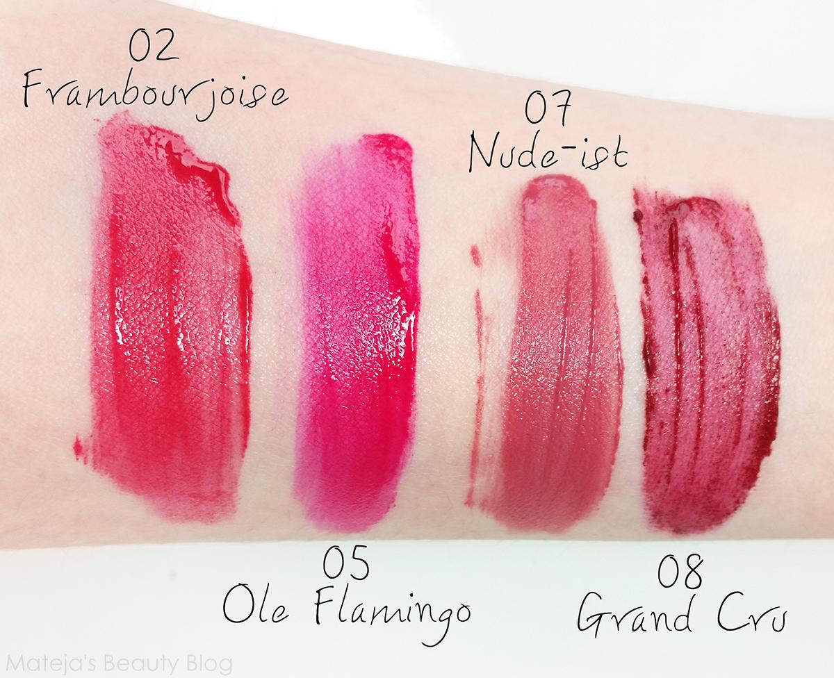 Bourjois Rouge Edition Velvet 07 Nude Ist Matejas Beauty Blog