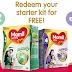[FREE SAMPLE] Senarai Brand Untuk Formula Milk