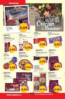 Catalog Penny 21 - 27 noiembrie 2018 cu oferte Craciun de Romania