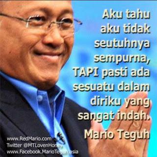 DP BBM Kata Bijak & Motivasi Mario Teguh