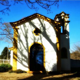 Capela da Fazenda do Socorro, em Vacaria
