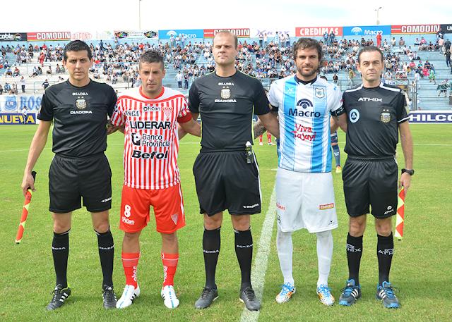 González será el juez del encuentro ante Atlético Paraná