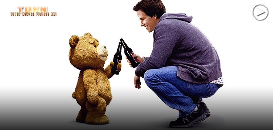 Cel mai vulgar ursuleț de pluș se întoarce în comedia Ted 2