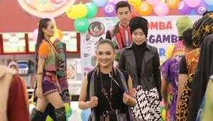Asyik !! Lomba Fashion Show Ramaikan 6th Anniversary Lombok Mogen