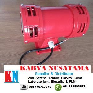 Jual Sirine Ewig MS-590 Radius 500 Meter Untuk Pabrik Roko di Jakarta