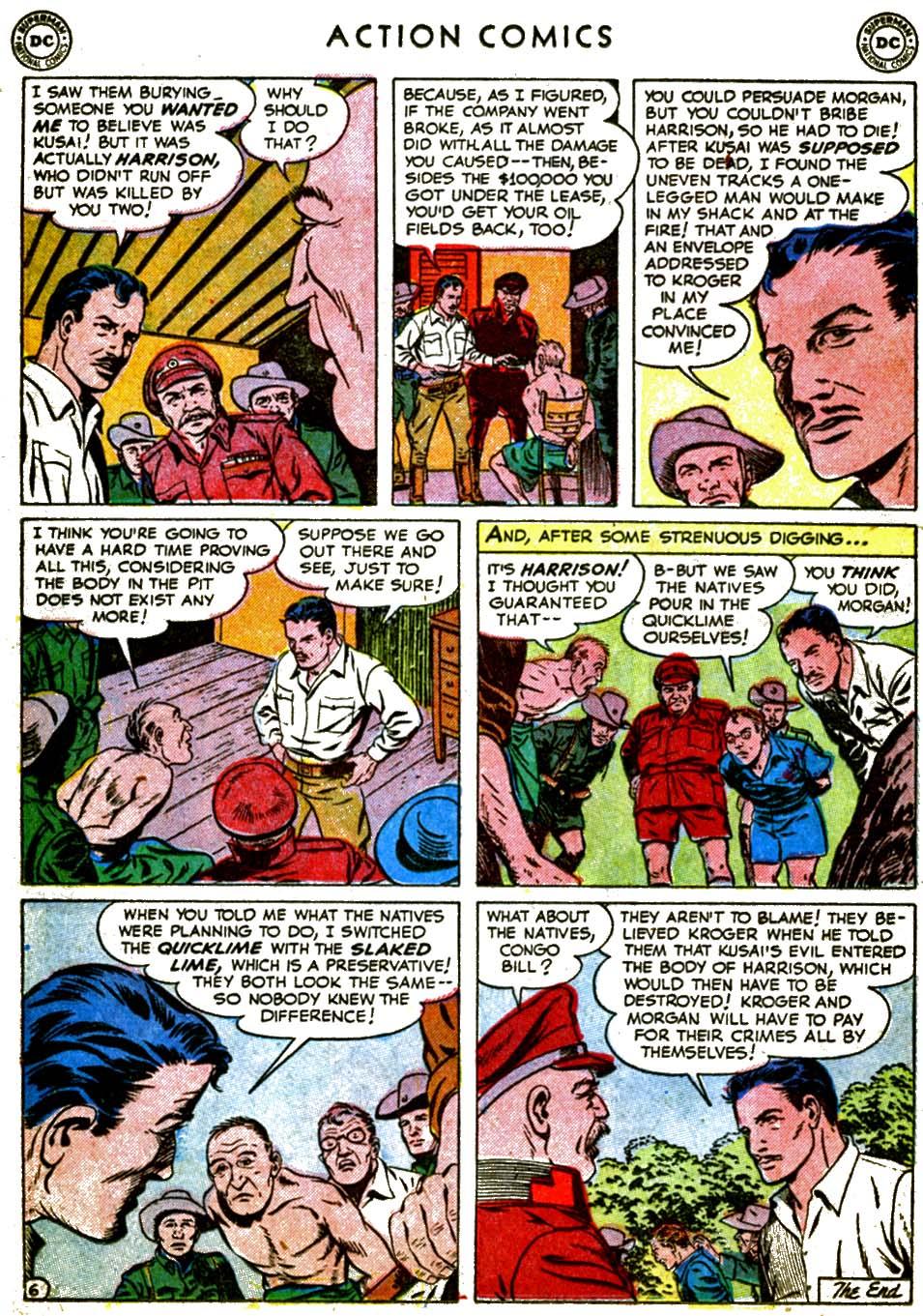 Action Comics (1938) 161 Page 31