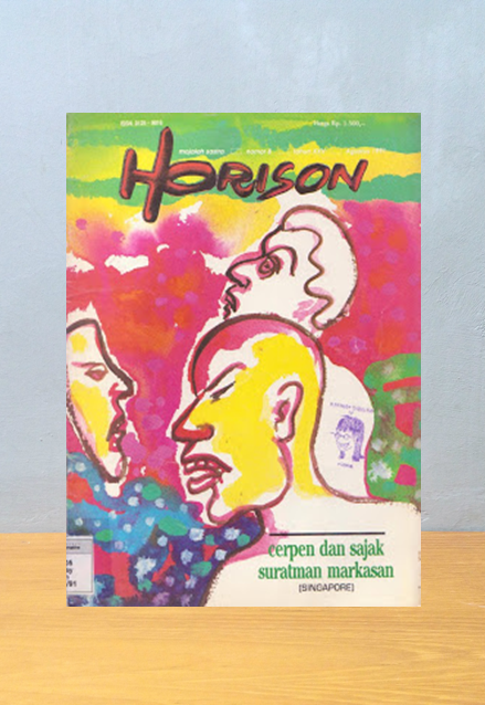 Majalah Horison No. 8, 1991