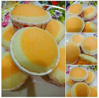 Resepi Cupcake Simple