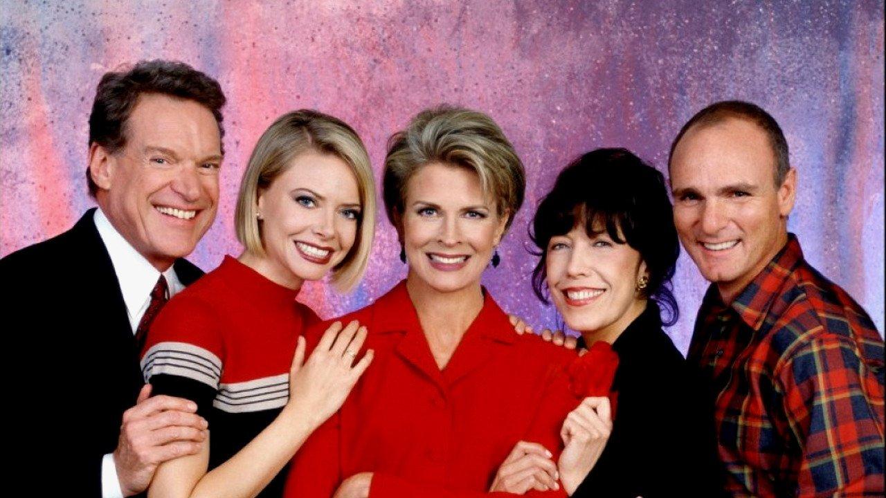 Fotograma de la nueva serie de CBS, Murphy Brown