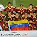 La Vinotinto femenina ganó y es colíder del grupo B en el Sudamericano Sub17