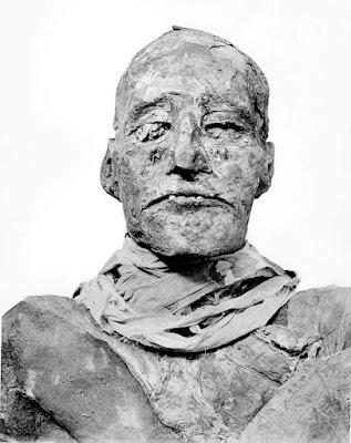 Ο Ραμσής Γ' είχε το τέλος του Ιουλίου Καίσαρα