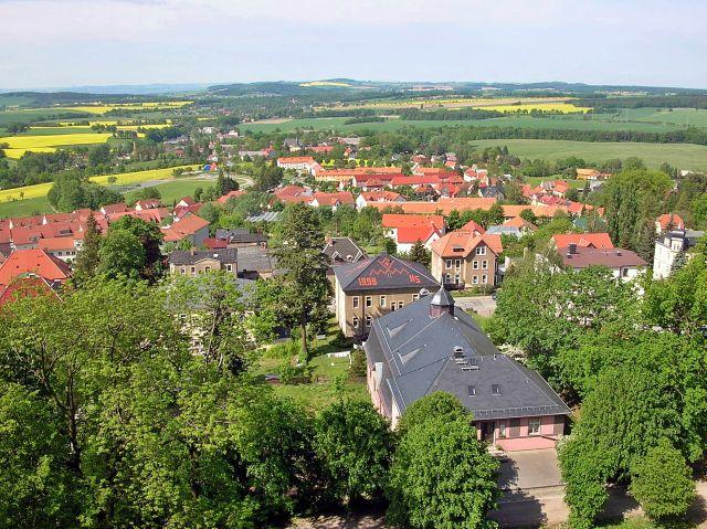 zamek Stolpen, hrabina Cosel, Niemcy, zabytki