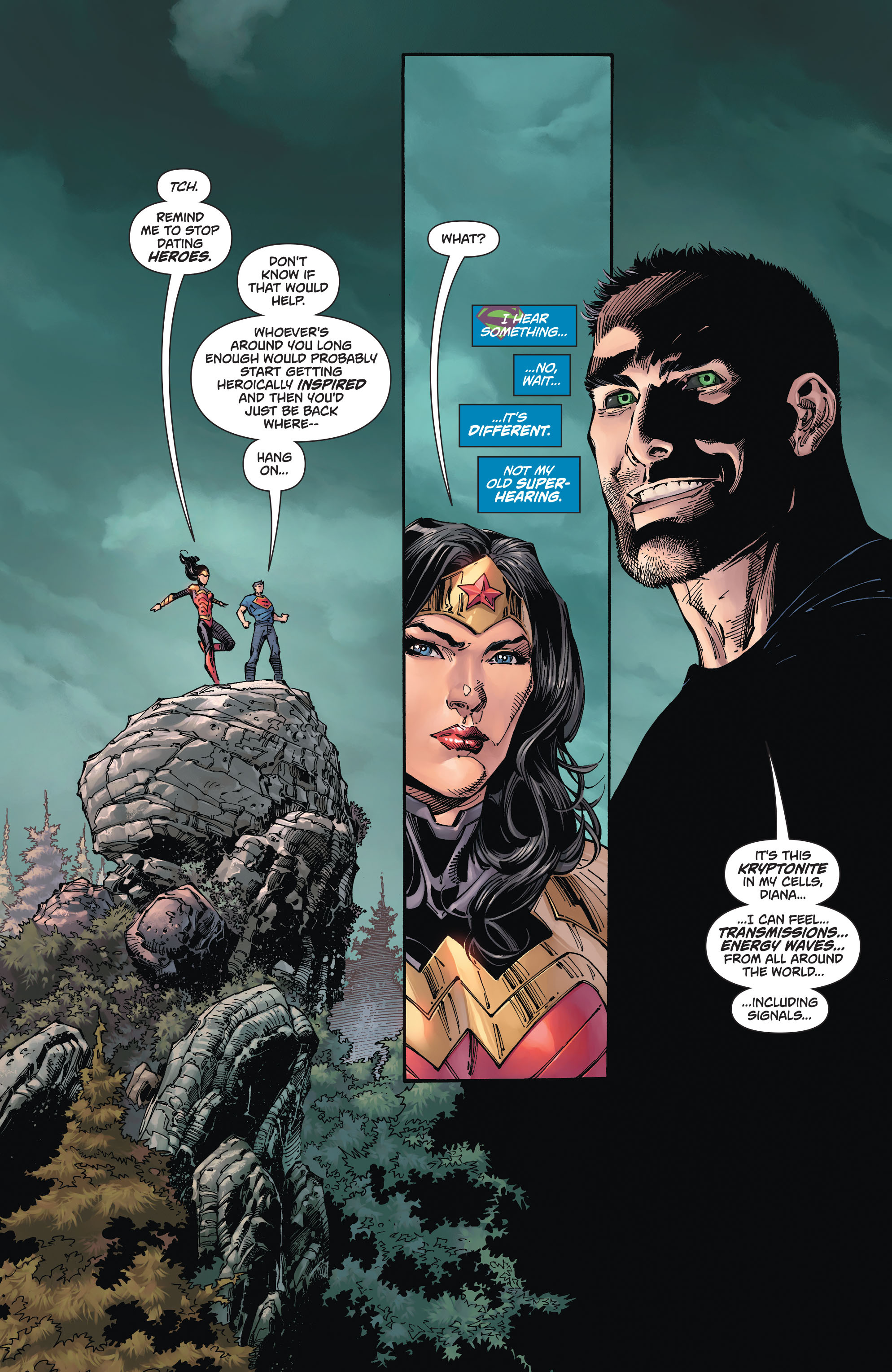 Read online Action Comics (2011) comic -  Issue #49 - 12
