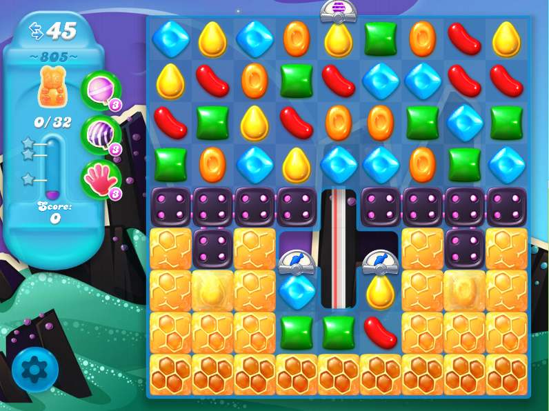 Candy Crush Soda 805