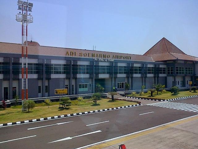 Pembangunan Jalur Kereta Api Dari Stasiun Solo Balapan Ke Bandara Internasional Adi Soemarmo Segera Dibangun