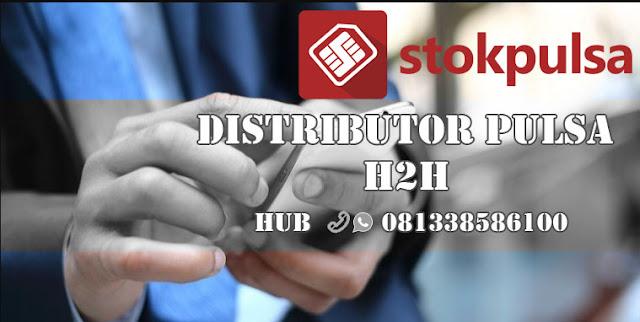 distributor pulsa h2h
