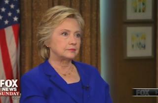 "Hillary: ""I Don't Hold Any Ill Feeling Against Benghazi Families Who Misunderstood Me"""