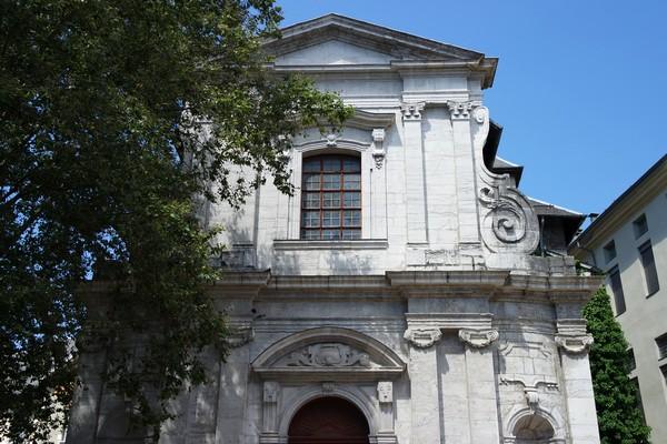 chambéry savoie vieille ville chapelle vaugelas