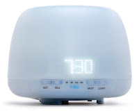 Essential Oil Diffuser with Clock #hekaliving