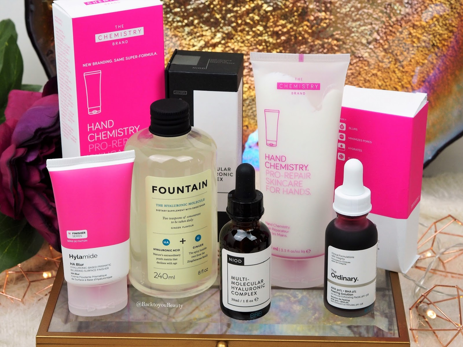 Deciem Beauty Box 5 piece Hero Collection qvc tsv