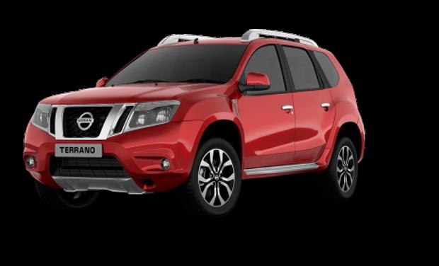 Nissan Terrano Groove Launch