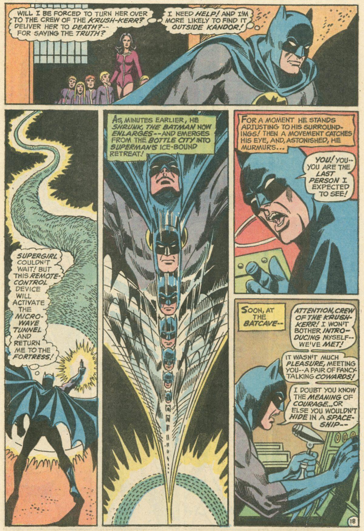 Read online World's Finest Comics comic -  Issue #211 - 22
