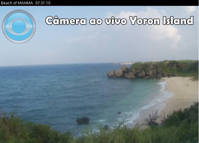 câmera ao vivo yoron island