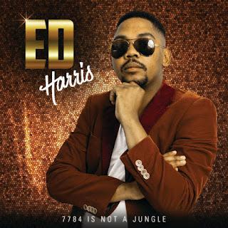 Ed Harris  -  7784 Is Not a Jungle (Album)
