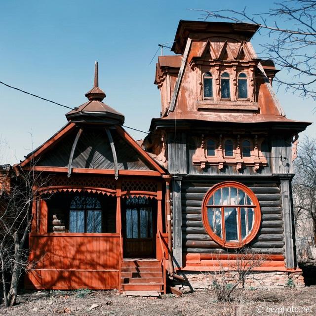 деревянный модерн кимры