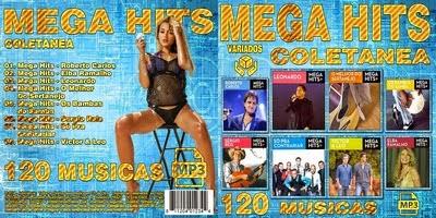 Coletanea Mega Hits 2014