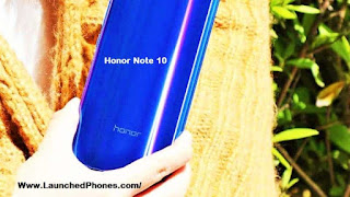 Honor Note 10 Pictures