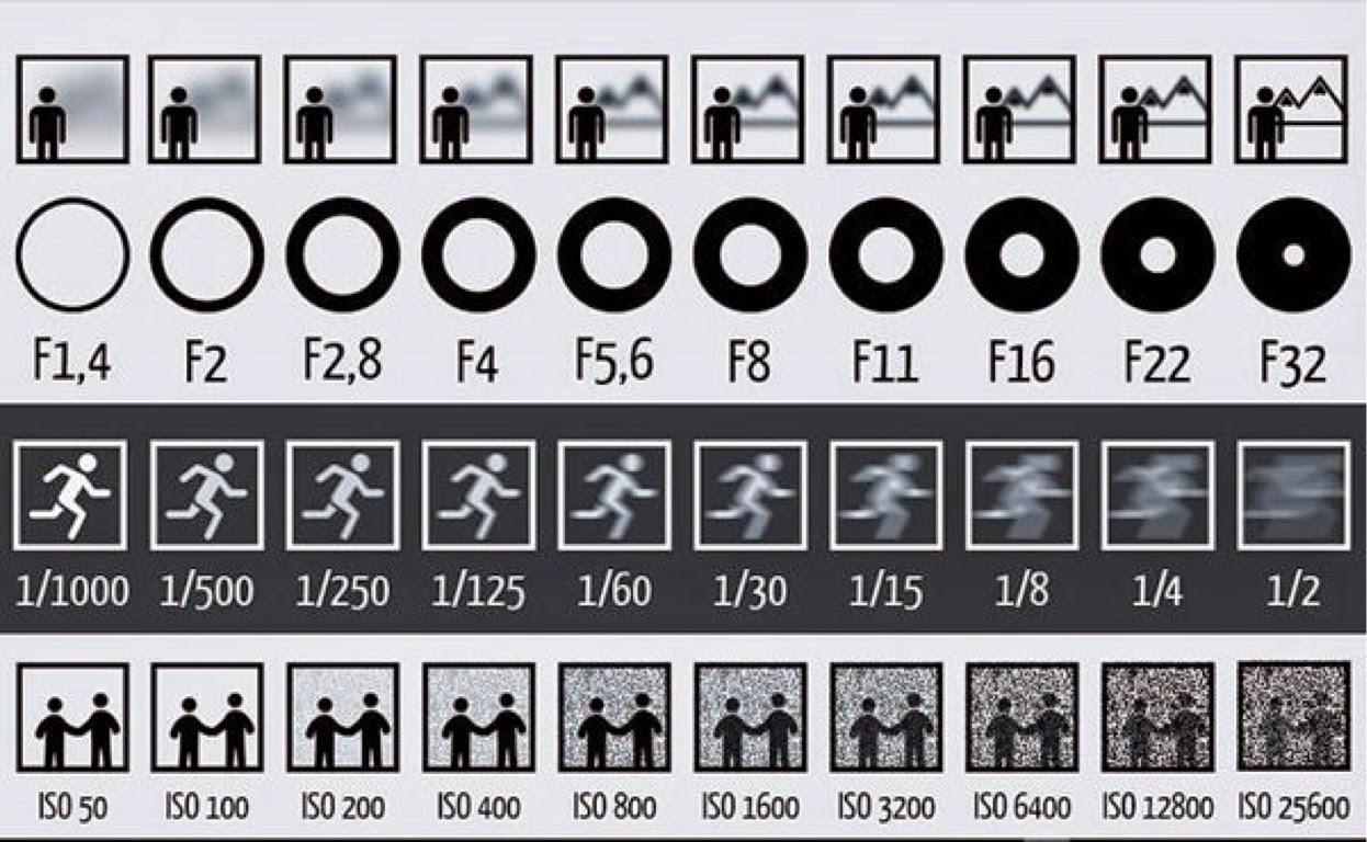 Guia rápido para usar máquina fotográfica digital