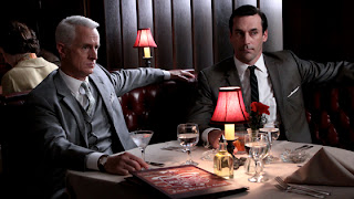 Jon Hamm & John Slattery, Mad Men