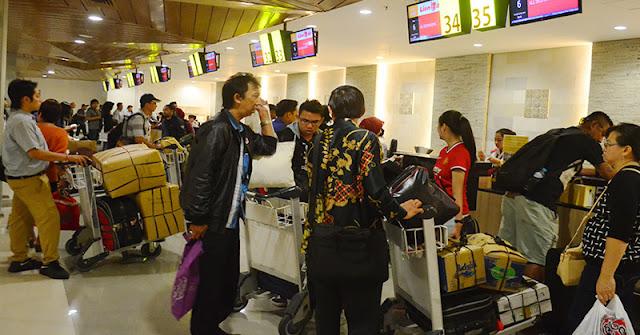 16 Ribu Pemudik Akan Datang Melalui Bandara Internasional Minangkabau