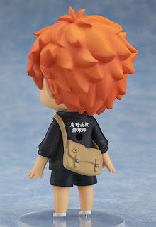 Abierto pre-order del Nendoroid Shoyo Hinata: Jersey Ver. de Haikyu!! - Good Smile Company