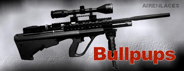 rifles de aire bullpup
