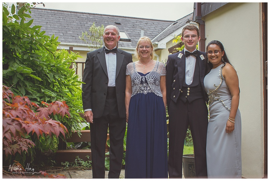 Naval Grand Summer Ball - Devon Event Photography - <center>Nisha ...