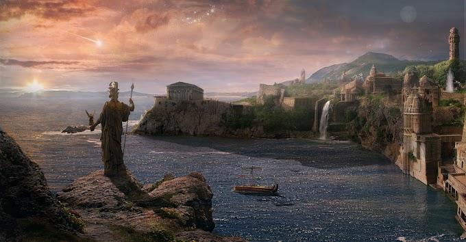 ΚΡΙΤΙΑΣ -Οι Αθηναίοι κατά την αρχαιότητα νικούν τους εισβολείς από την Ατλαντίδα