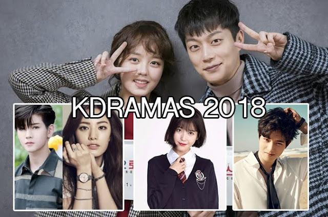 kdramas kpop 2018