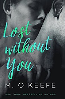 romance novel covers, contemporary romance, Lost Without You by Molly O'Keefe
