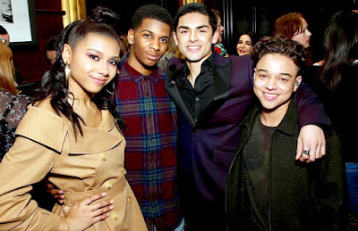 On My Block Series Cast Image