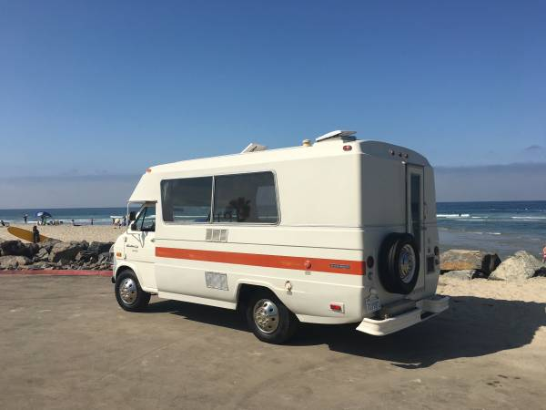 used rvs 1973 ford econoline custom camper for sale by owner. Black Bedroom Furniture Sets. Home Design Ideas