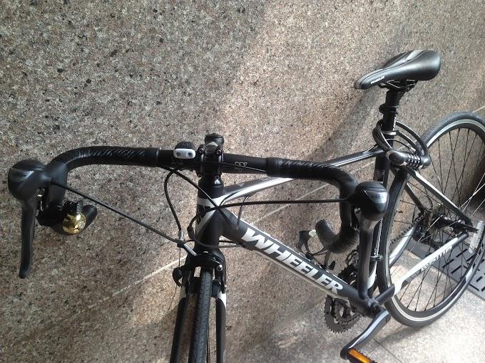 로드 바이크 - 휠러 RWA 100 클라리스 카본포크 (자전거)
