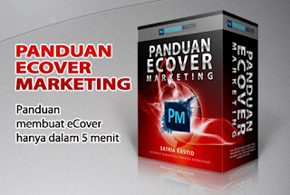 Panduan Buat eCover Marketing